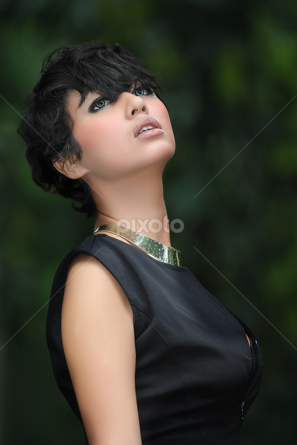 by Sahid Djatmika - People Portraits of Women