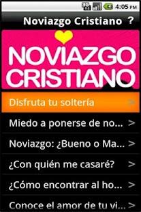 Noviazgo Cristiano- screenshot thumbnail
