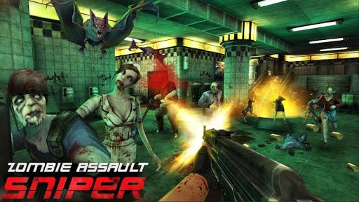 Zombie Assault:Sniper-丧尸突袭:狙击