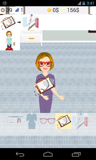 免費休閒App 護士裝扮遊戲 阿達玩APP