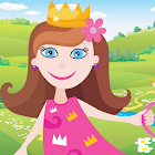 Princess puzzle for girls icon