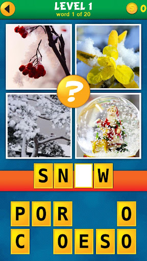 4 Pics 1 Word Puzzle Plus 1.0.9 screenshots 9