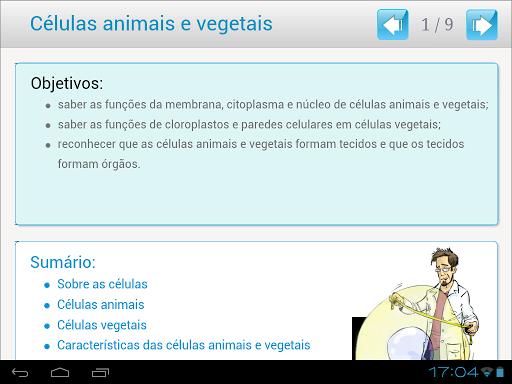 Células animais e vegetais