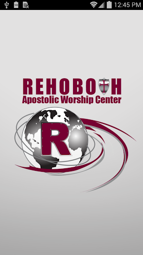 Rehoboth Apostolic Worship Ctr