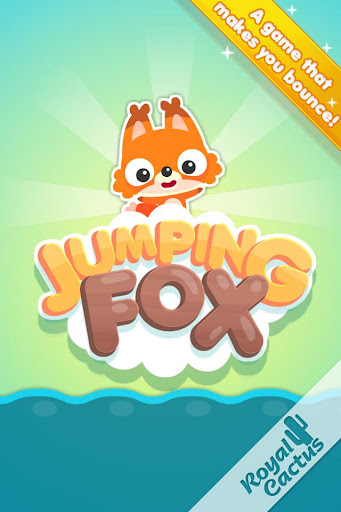 Jumping Fox - Funny game