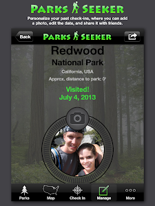 Parks Seeker screenshot 9