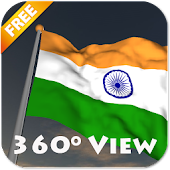 Real India Flag Live Wallpaper