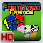 Farmyard Friend learn to count