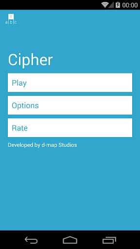 免費解謎App Cipher 阿達玩APP