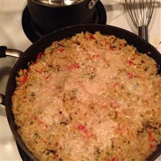 Andrew's Herb Risotto