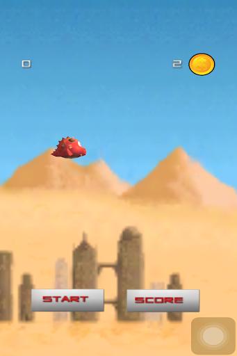 Jumpy Dragon Bird