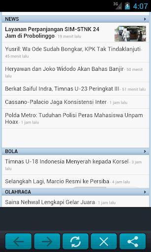 Indonesia Berita