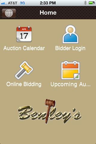 Bentley & Associates, LLC- screenshot