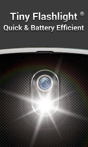 Tiny Flashlight + LED 5.3.5 screenshots 1
