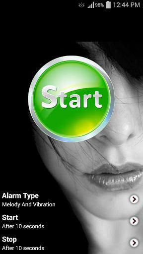 move alarm