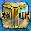 Exitium – Saviors of Vardonia logo