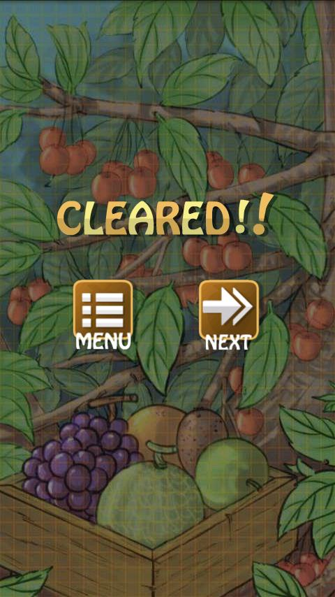 Fruit Puzzle - screenshot