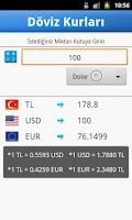 Screenshot of Euro Dolar