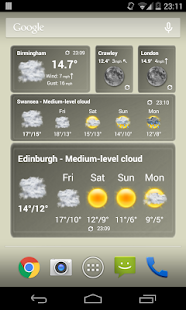 Weather Forecast: UK- screenshot thumbnail
