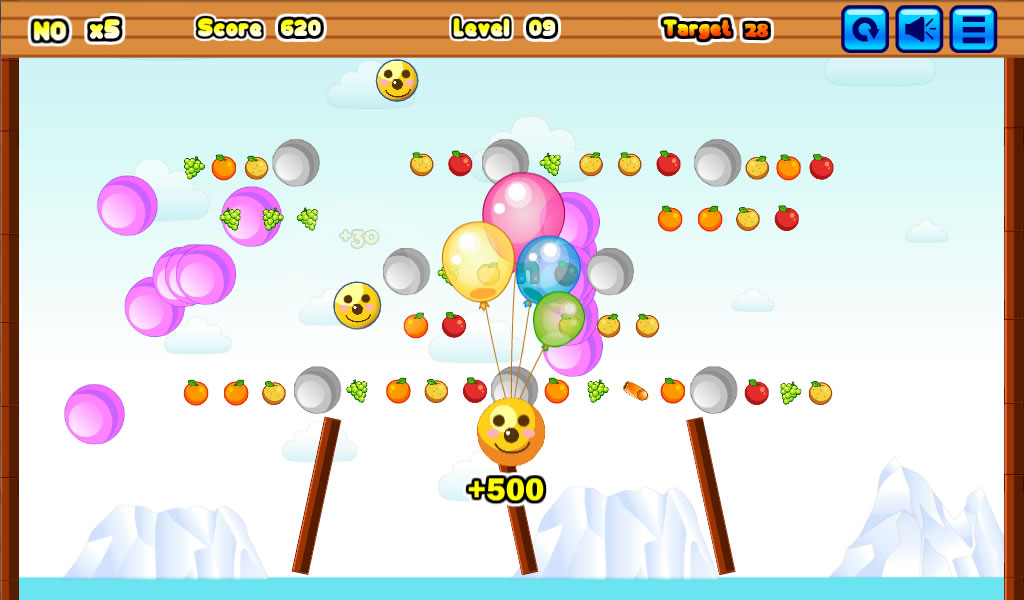 Jelly Drop - screenshot