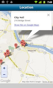 City of Maysville, KY - screenshot thumbnail