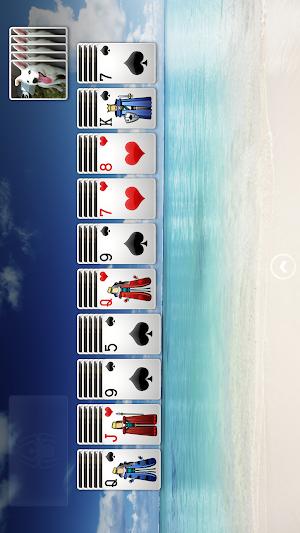 12 Spider Solitaire App screenshot