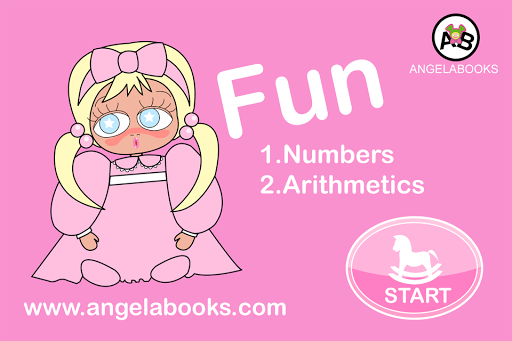 Cami Kids Math Numbers