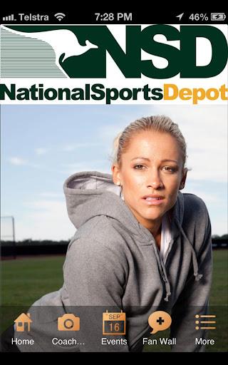National Sports Depot