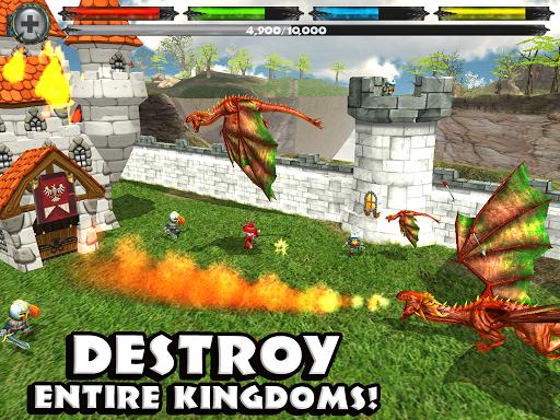 World of Dragons: Simulator  screenshots 12