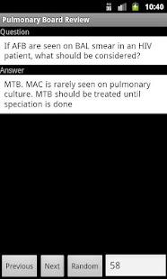 Pulmonary Board Review