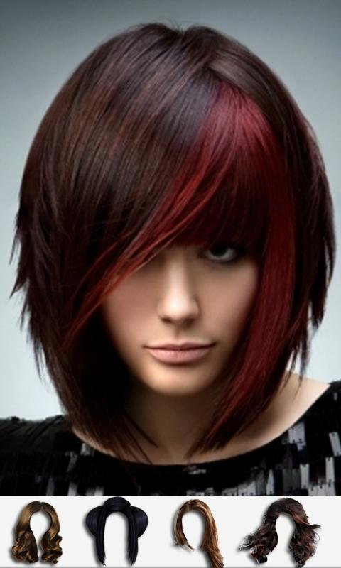 play free hair styling hair style changer android apps on play 3039