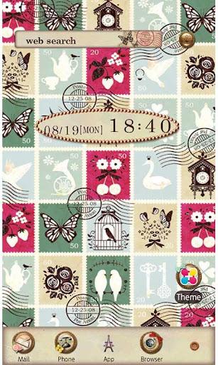Vintage Stamps for[+]HOME 1.2 Windows u7528 1