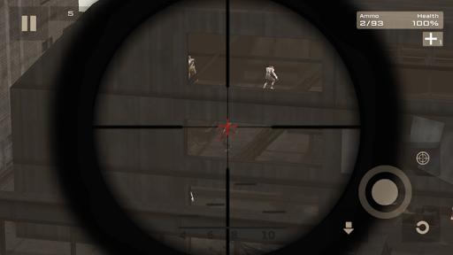 Sniper - Zombie Shooting 3D