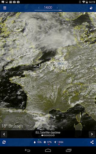 Sat24, Weather satellite  screenshots 8