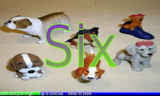Count Toy Dogs 1-20- screenshot thumbnail