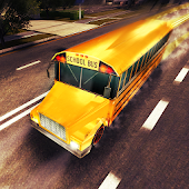 School Bus Joyride Racing 3D