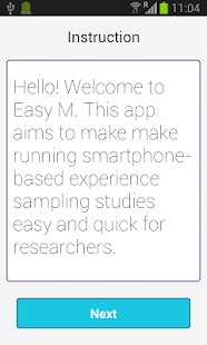 Easy M- screenshot thumbnail