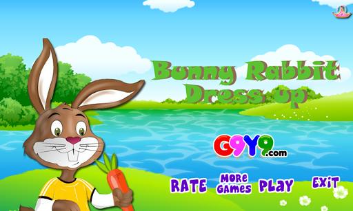 bunny rabbit dress up
