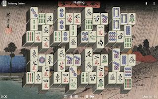 Screenshot of Mahjong Genius - Free