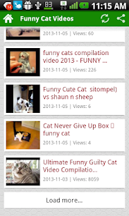 Funny Cat Videos - screenshot thumbnail