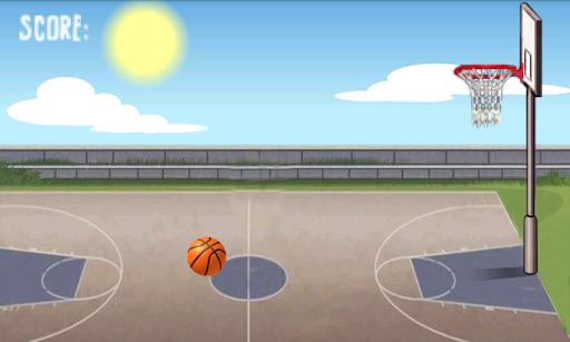 Finger Basket Ball