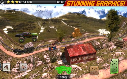 Offroad Legends - Hill Climb  screenshots 10