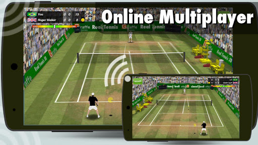 Tennis Champion 3D 1.4 screenshots 2