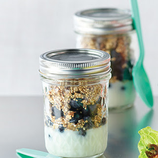 Quinoa Crunch Yogurt Parfaits