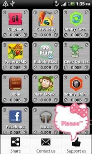 Bonny Cache Cleaner - screenshot thumbnail