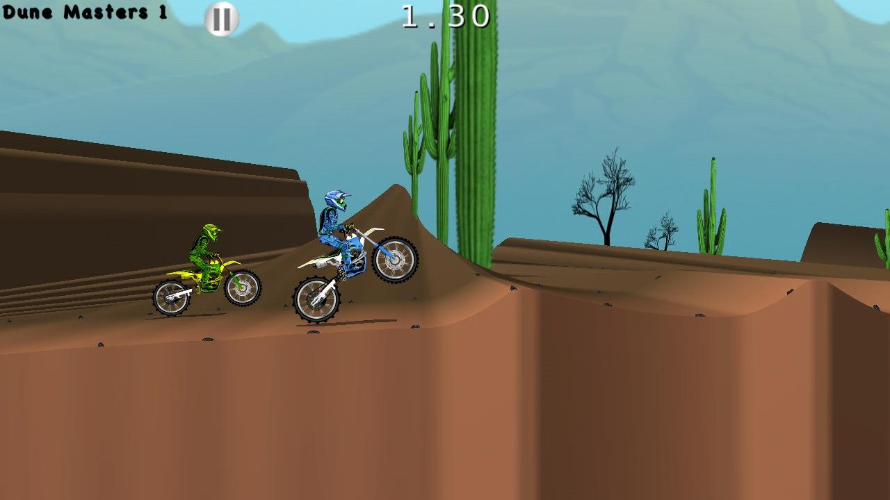 Dirt Trials XL - Desert Dunes - screenshot