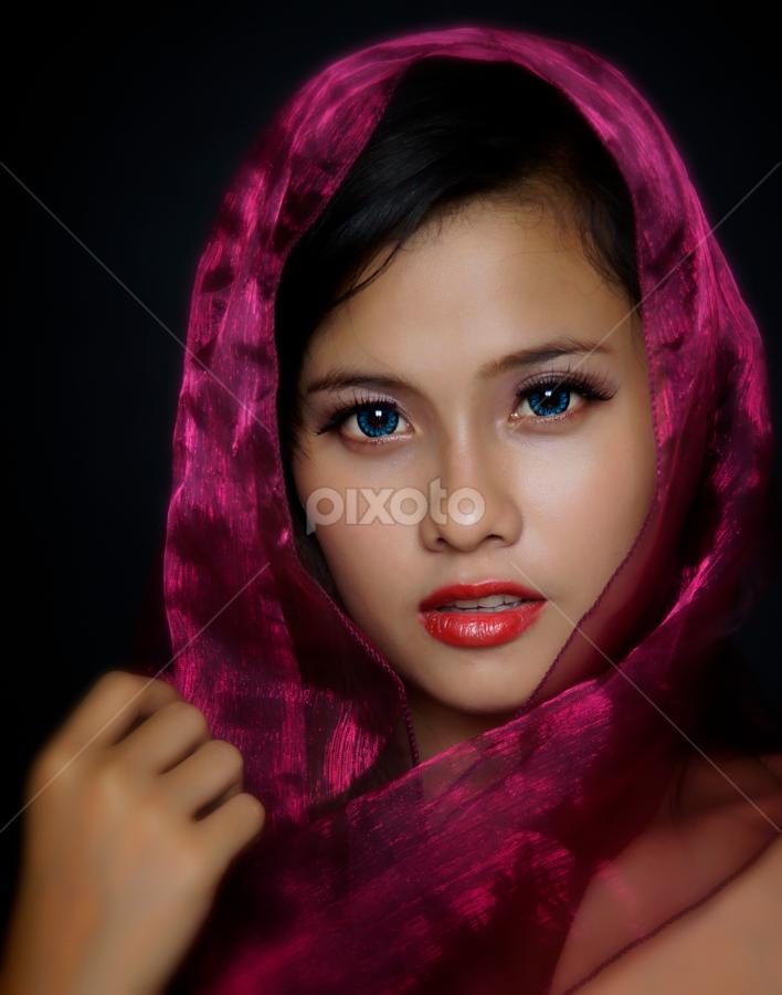 by Elang Wahyudi - People Portraits of Women