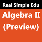 Algebra II (Preview) icon