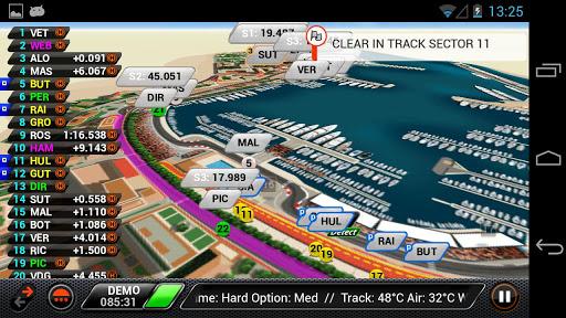 F1™ 2013 Timing App - Premium v5.033 APK