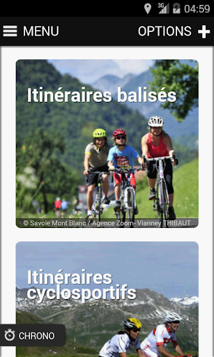 Cycling Savoie Mont Blanc